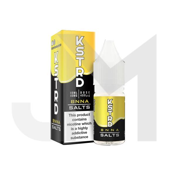 20mg KSTRD Nic Salts By Just Jam 10ml (50VG/50PG)