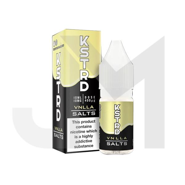 10mg KSTRD Nic Salts By Just Jam 10ml (50VG/50PG)