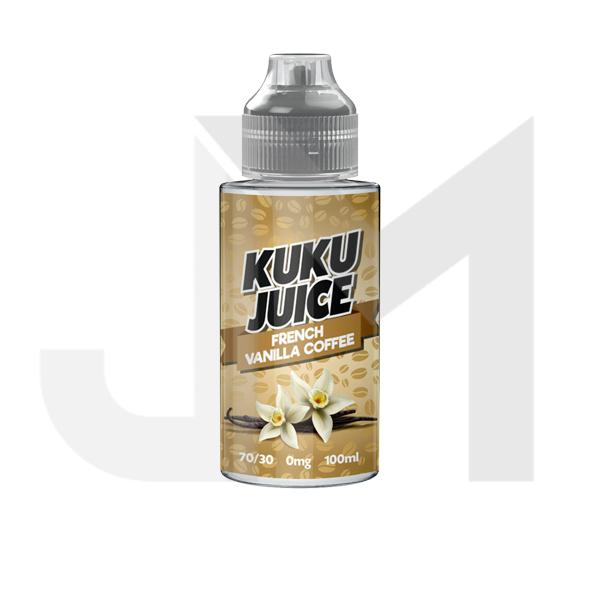 Kuku Juice 0mg 100ml Shortfill (70VG/30PG)