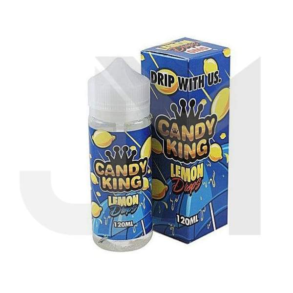 Candy King 0mg 120ml Shortfill (70VG/30PG)