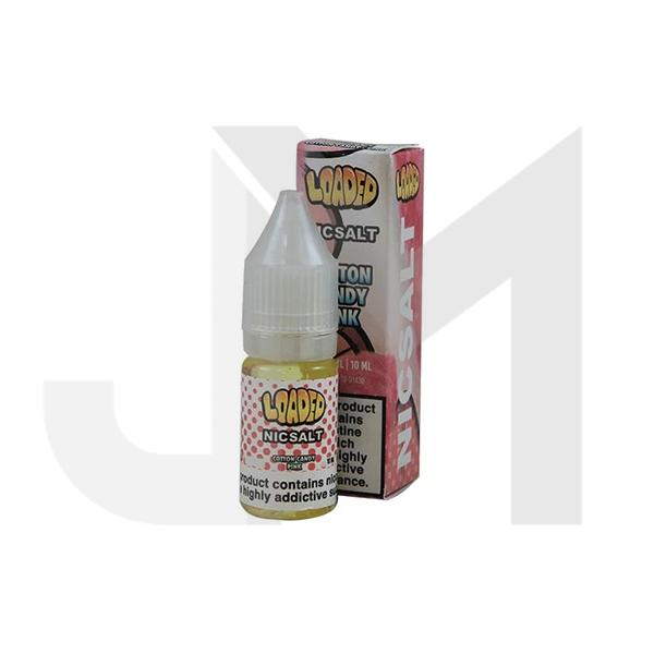 20mg Loaded Nic Salt 10ml (50VG/50PG)