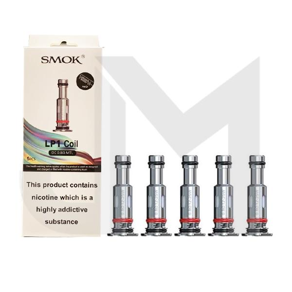 Smok LP1 DC 0.8ohms MTL Replacement Coils