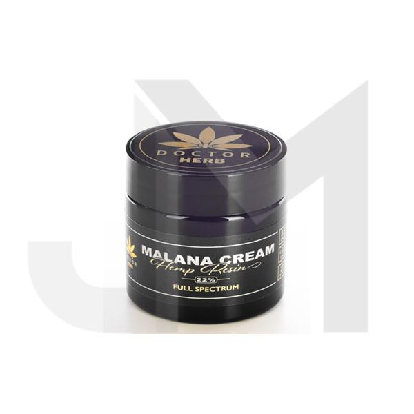 Doctor Herb Malana Cream - CBD Hemp Resin 3.5g (22% CBD)