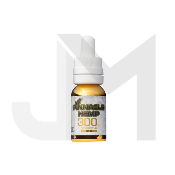 Pinnacle Hemp Full Spectrum MCT Oil 300mg CBD