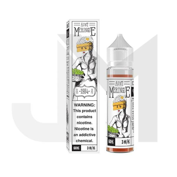 Meringue Series By Charlie's Chalk Dust 0MG 50ML Shortfill (70VG/30PG)