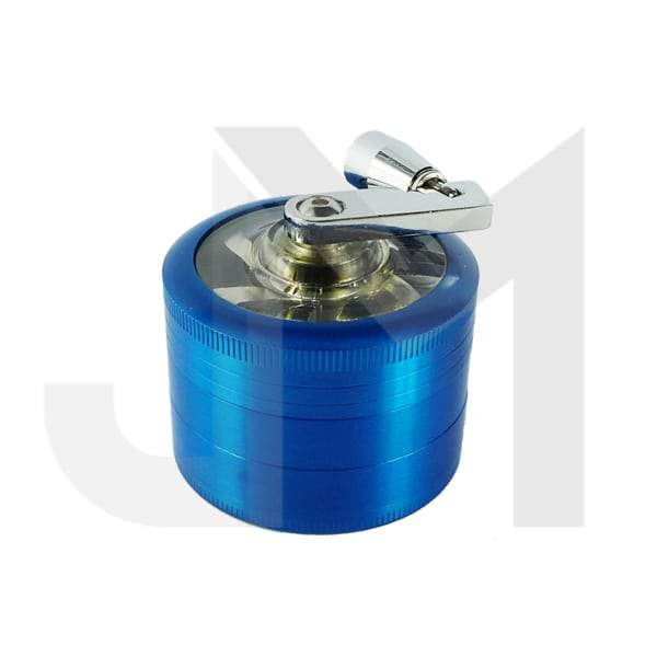 4 Parts Manual 50mm Metal Grinder - HX060-3