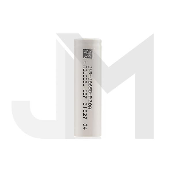 MOLICEL P28A 18650 2800mAh Battery