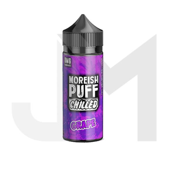 Moreish Puff Chilled 0mg 100ml Shortfill (70VG/30PG)