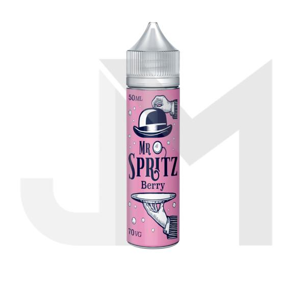 Mr Spritz by Ohm Boy 60ml Shorfill 0mg (70VG/30PG)