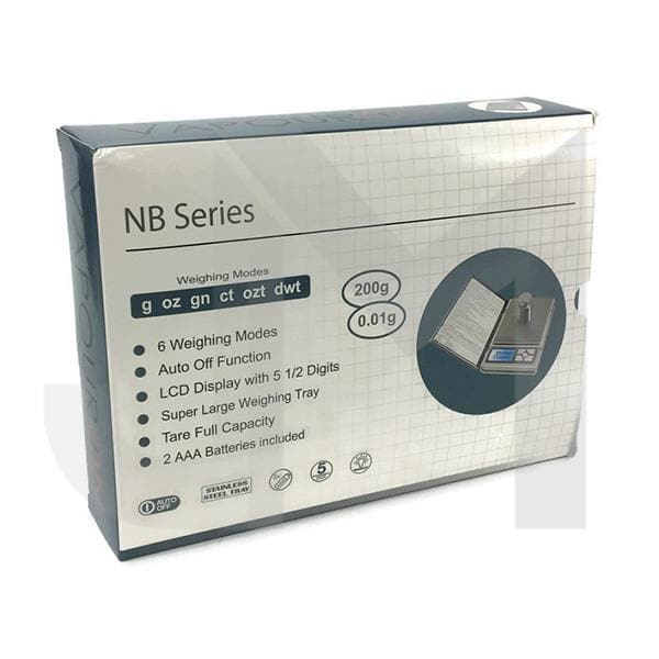 Vapouron NB Series LCD Digital 0.01g - 200g Large Scale