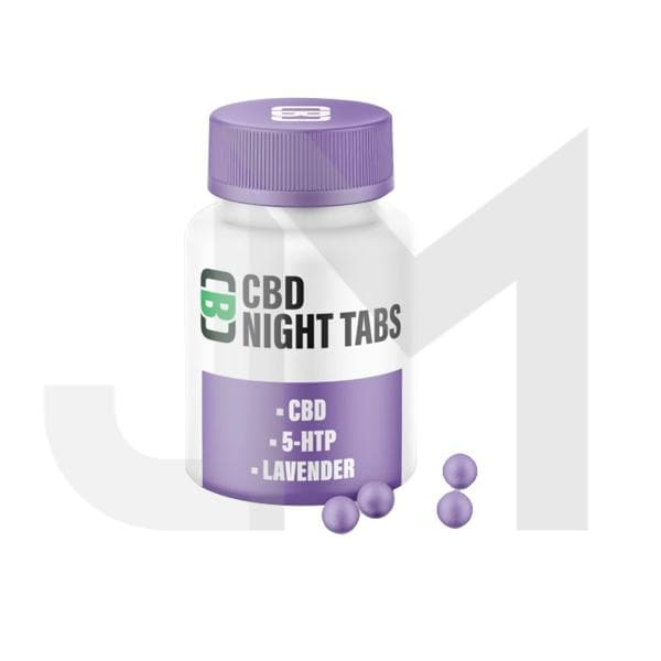 CBD Asylum Night Tablets 1000mg CBD 100 Tablets