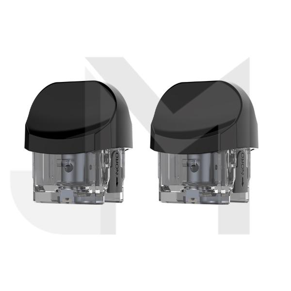 Smok Nord 2 Nord Replacement pods 2ml (No Coil Included)