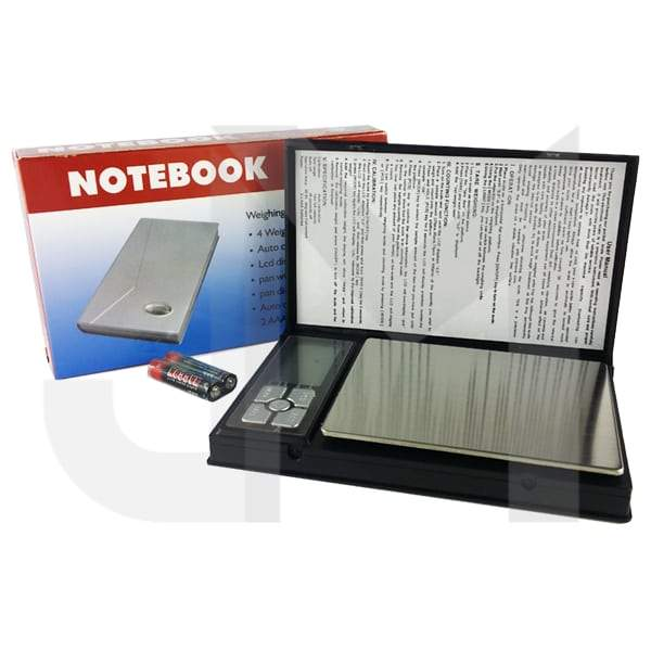 Notebook Series Digital Scale - 0.01g - 2000g