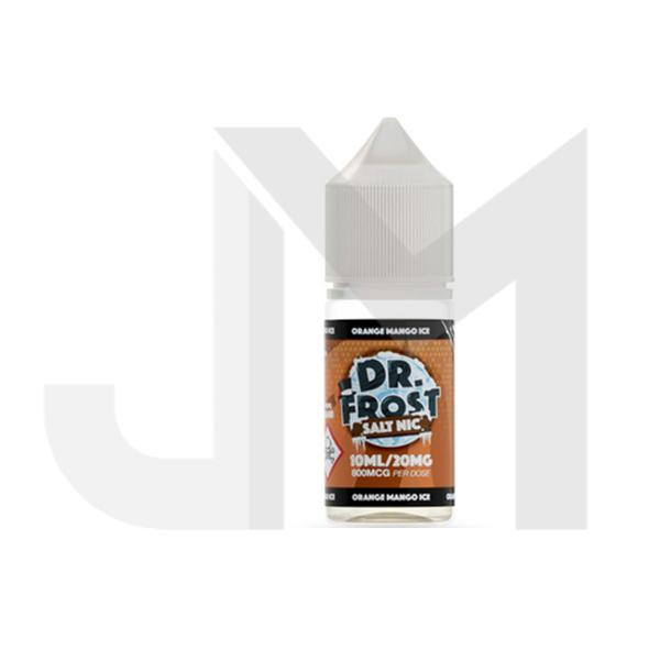 20MG DR Frost 10ML Flavoured Salt Nic (60VG/40PG)