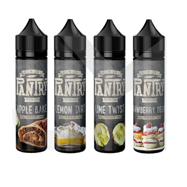 From the Pantry 50ml E-Liquid 0mg (70VG/30PG)