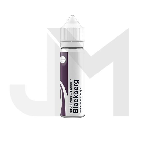 City Vape 50ml Shortfill 0mg (80VG/20PG)