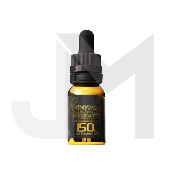 Pinnacle Hemp Full Spectrum Oil 150mg CBD 15ml