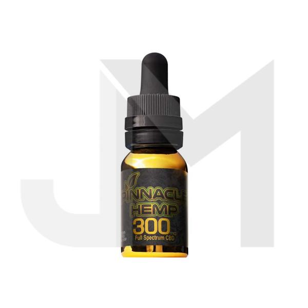 Pinnacle Hemp Full Spectrum Oil 300mg CBD 15ml