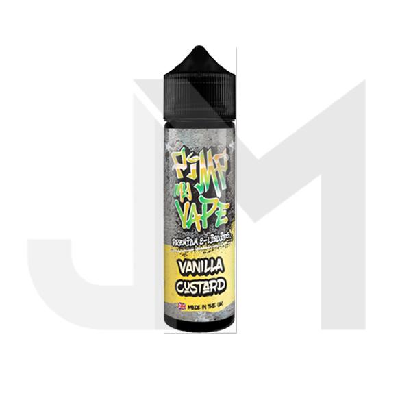 Pimp My Vape 0mg 50ml Shortfill (50VG/50PG)