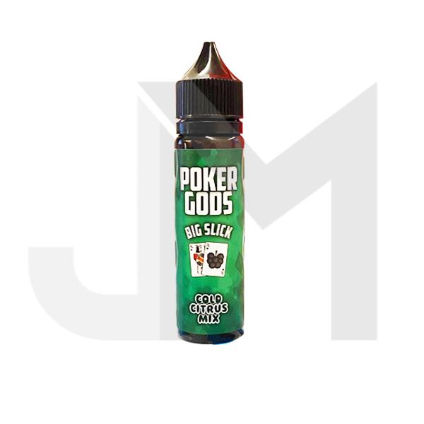 Poker Gods 0mg 50ml Shortfill (70VG/30PG)