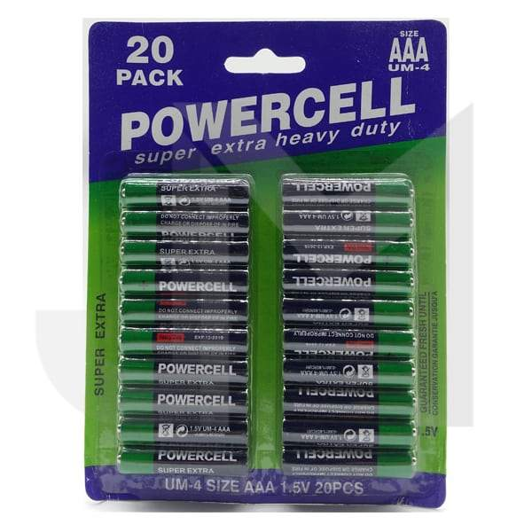 Powercell AAA 1.5V Battery