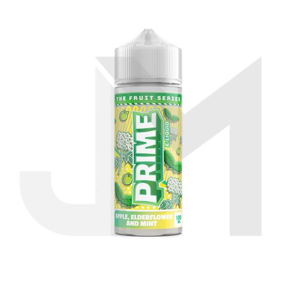 Prime E-Liquids 100ml Shortfill 0mg (60VG/40PG)