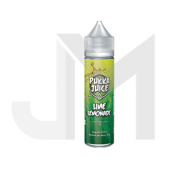 Pukka Juice 0MG 50ML Shortfill (70VG/30PG)