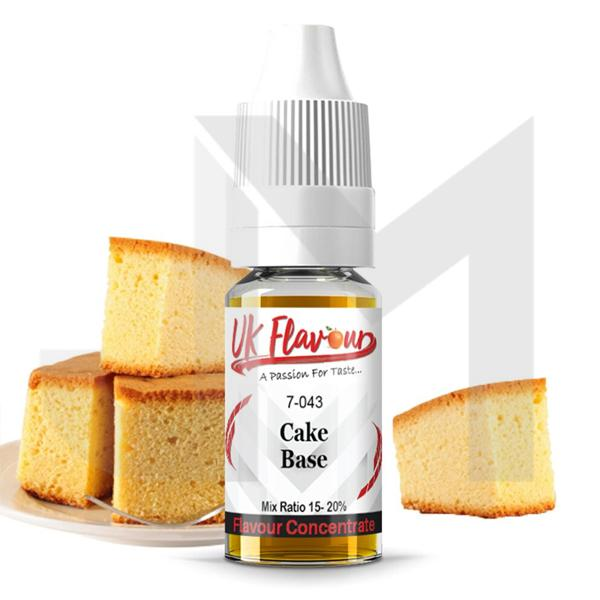 UK Flavour Puddings Range Concentrate 0mg 30ml (Mix Ratio 15-20%)