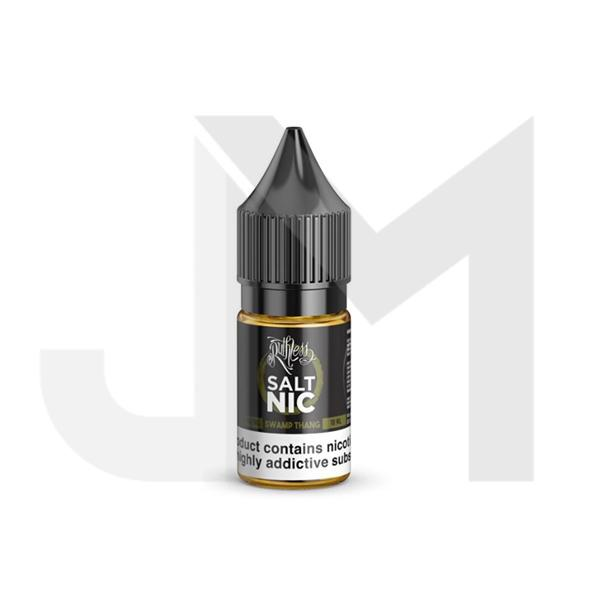 20mg Ruthless 10ml Flavoured Nic Salts (50VG/50PG)