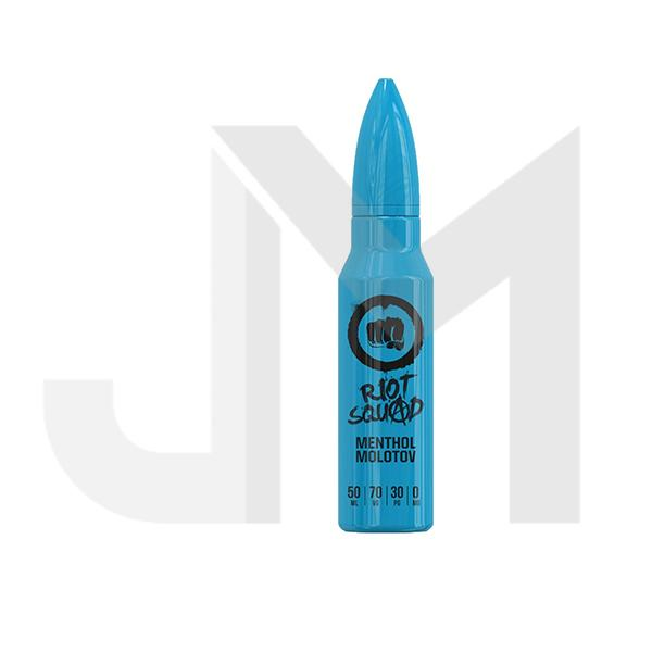 Riot Squad 0mg 50ml Shortfill (70VG/30PG)