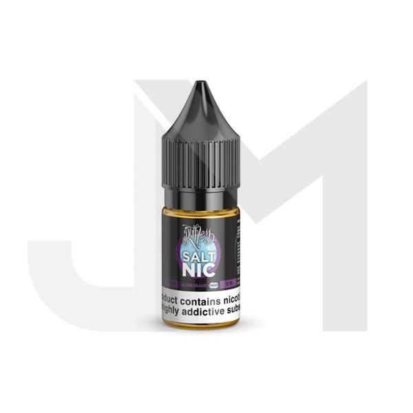 10mg Ruthless 10ml Flavoured Nic Salts (50VG/50PG)
