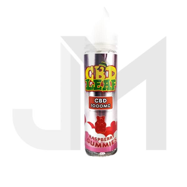 CBD Leaf 1000mg 50ml Shortfill E-Liquid (70VG/30PG)