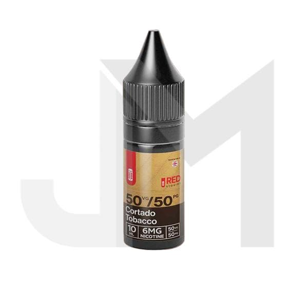 Red Tobacco 12mg 10ml E-Liquids (50VG/50PG)