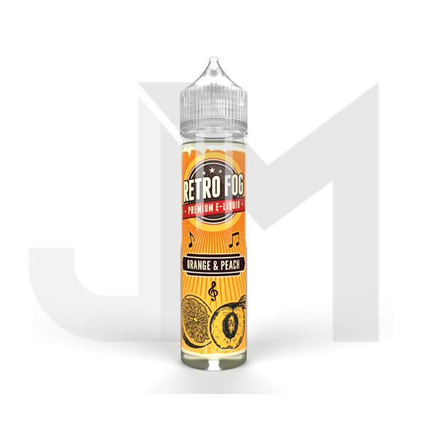 Retro Fog 50ml Shortfill 0mg (70VG/30PG)