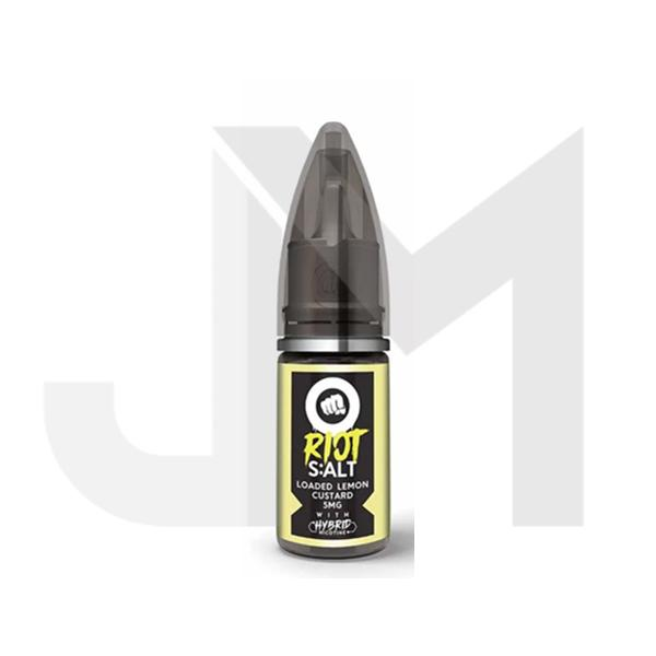 10mg Riot Squad Nic SALT 10ml (50VG/50PG)