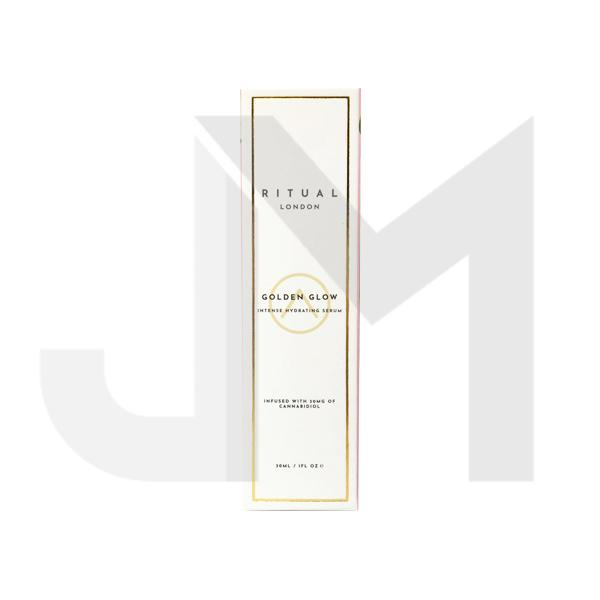 Ritual London 30mg CBD Golden Glow Hydrating Serum 30ml