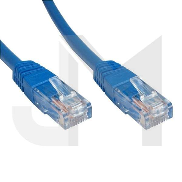CAT 5E  Ethernet RJ45 Blue Cable