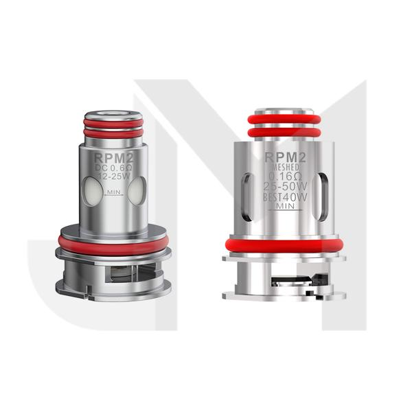 Smok RPM 2 Replacement Coil 0.6ohm DC/0.16Ohm Mesh