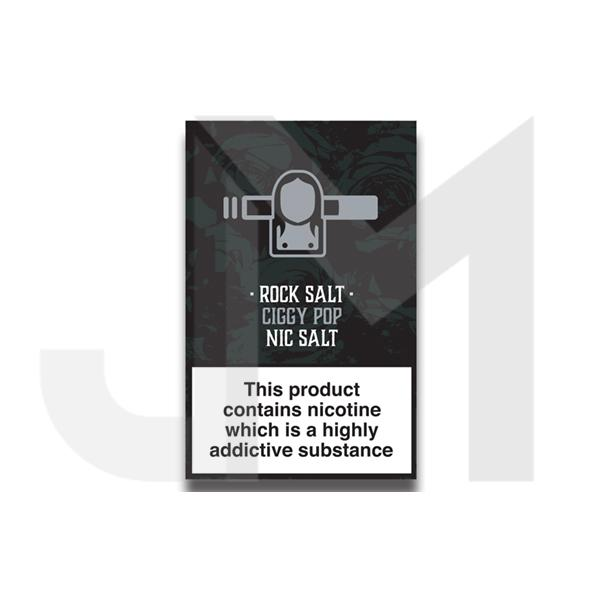 Rock Salt Nic Salt By Alfa Labs 10MG 10ml (50PG/50VG)