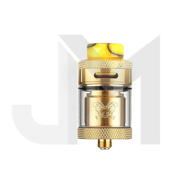 Hellvape Dead Rabbit RTA + Bubble Glass