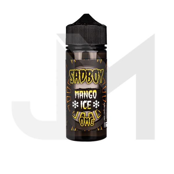 Sadboy Ice Range 100ml Shortfill 0mg (70VG/30PG)