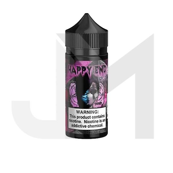 Sadboy Happy End Range 100ml Shortfill 0mg (70VG/30PG)