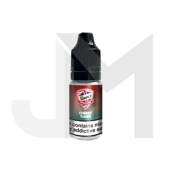 Vape Simply 3mg 10ml E-liquid