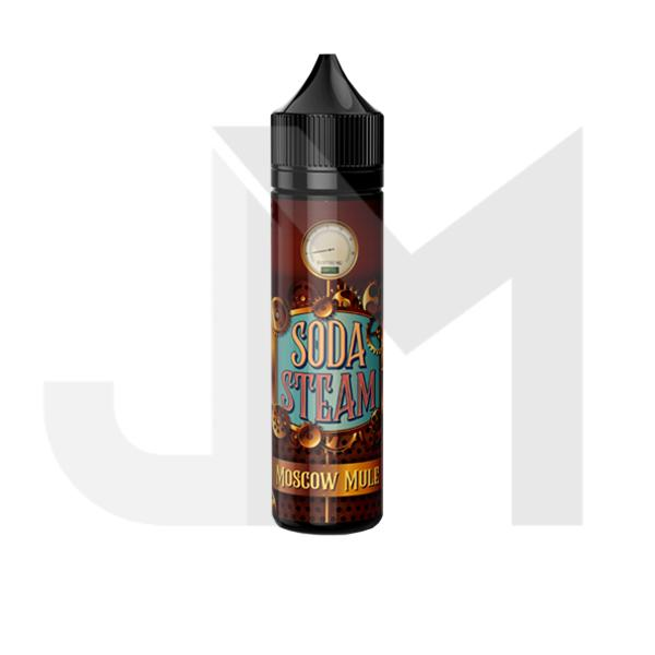 Soda Steam 50ml E-Liquid 0mg (70VG/30PG)