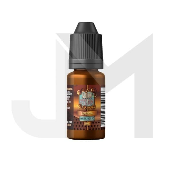 Soda Steam 18mg 10ml E-Liquid (60VG/40PG)