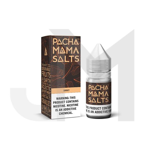 20MG Pacha Mama by Charlie's Chalk Dust 10ML Flavoured Nic Salts (50VG/50PG)