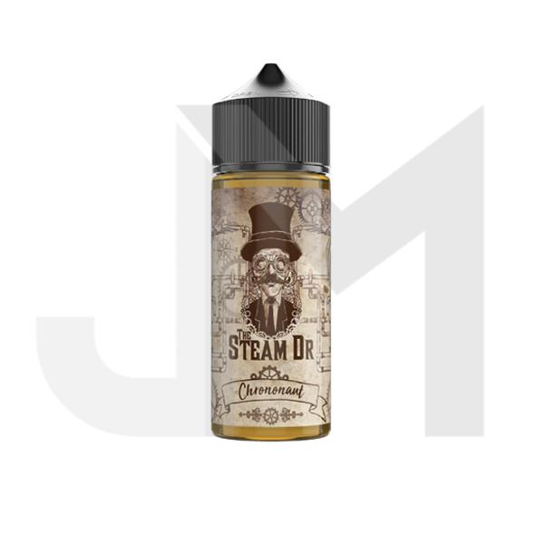 The Steam DR 100ml Shortfill 0mg (70VG/30VG)