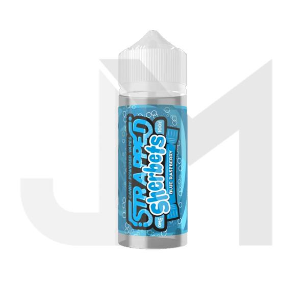 Strapped Sherbets 0mg 100ml Shortfill (70VG/30PG)