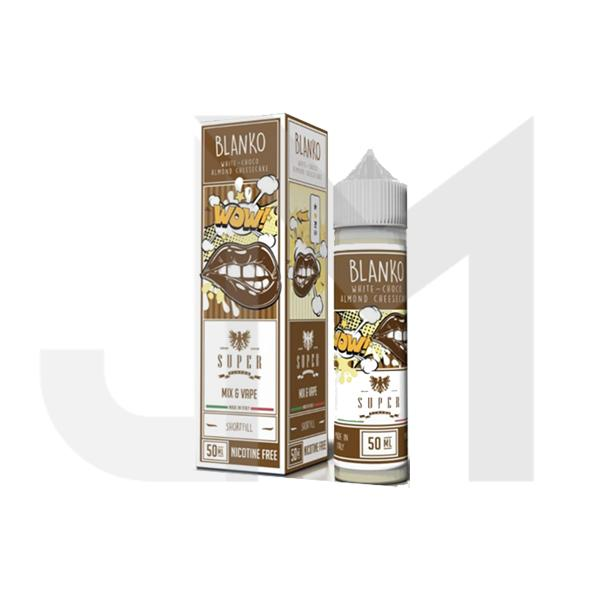 Superflavor 0mg 50ml Shortfill (70VG/30PG)