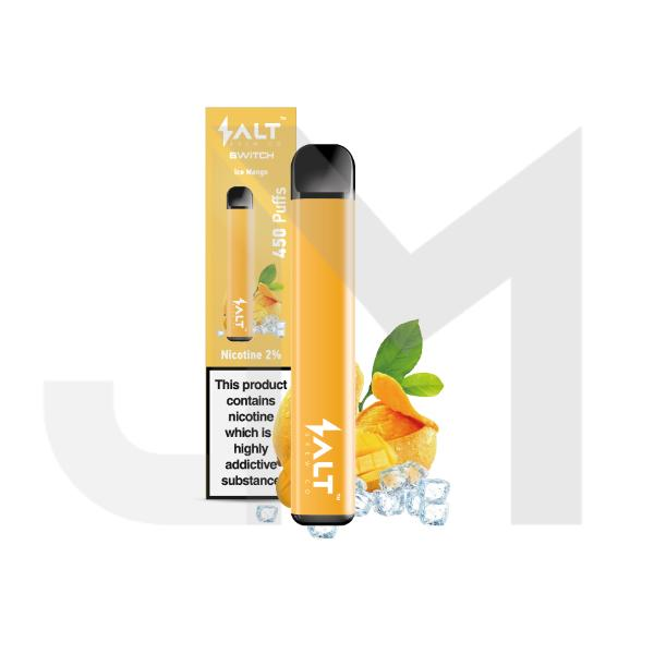 20mg SALT Switch Disposable Vape Pod